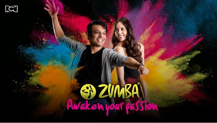 ZUMBA AWAKEN YOUR PASSION