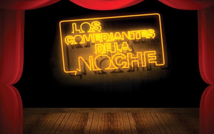 Comediantes de la noche